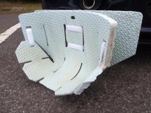 レンタルカート用シート